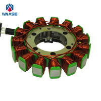 waase ZX10R 08 10 Engine Magneto Generator Charging Alternator Stator Coil For Kawasaki Ninja ZX 10R 2008 2009 2010