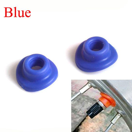 Silicone Air Valve Dust Mud Guards Mouth Washers Seal Gasket Fit KTM EXC SX SXF XC CRF YZF HONDA YAMAHA KAWASAKI(China)