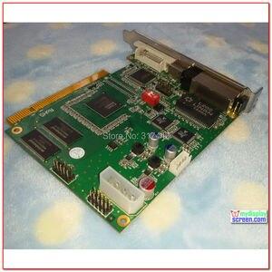 Image 3 - Linsn ts/sd801/802 pieno clolor rgb 1024*640/1280*512 pixel dvi/rj45 porta di sincronizzazione display a led TS801D Syncronous invio scheda