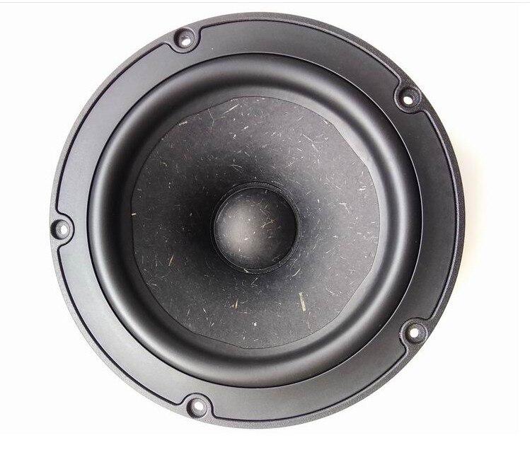 1PCS Original Vifa NE180W-08/04 6.5'' Midrange Speaker Driver Unit Neodymium Casting Aluminum Frame Wood Pulp Cone 8ohm/80W
