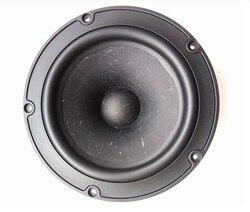 1PCS Original Vifa NE180W-08/04 6.5 Midrange Speaker Driver Unit Neodymium Casting Aluminum Frame Wood Pulp Cone 8ohm/80W
