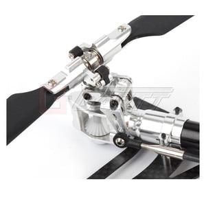 Image 5 - JCZK 6CH スマート 450L RC ヘリコプター RTF ヘリコプター GPS 温水航空機 AT9S 6CH シングルプロペラ Aileronless ドローンモデルおもちゃ