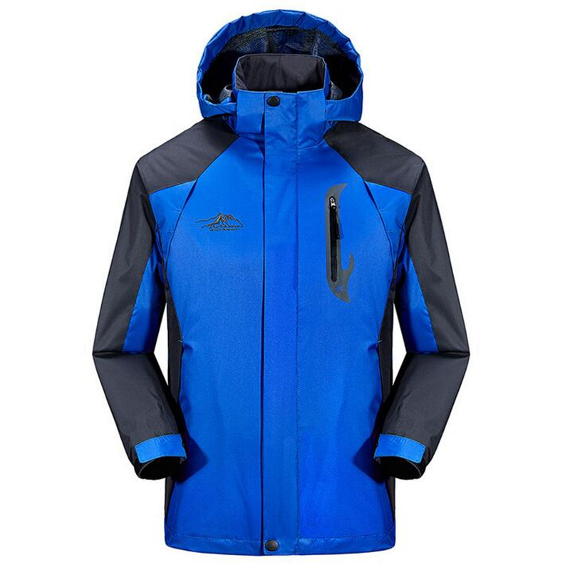Outdoor Camping Hiking Jacket Waterproof Outdoor Sport Coat Jaqueta Women and Men Camping Climbing Jackets Sportswear outdoor climbing camping snowboarding clothes boy plus cotton jacket winter wind and waterproof jacket men sportswear jackets