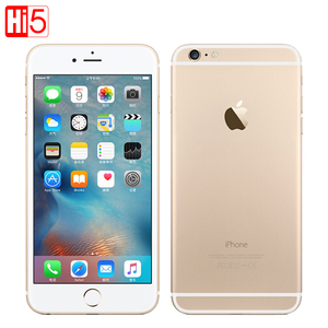 """Image 1 - Odblokowany oryginalny apple iphone 6 Plus SmartPhone Wifi pojedynczy Sim dwurdzeniowy 16G/64/128GB ROM IOS 8MP wideo LTE odcisk palca 5.5"""""""