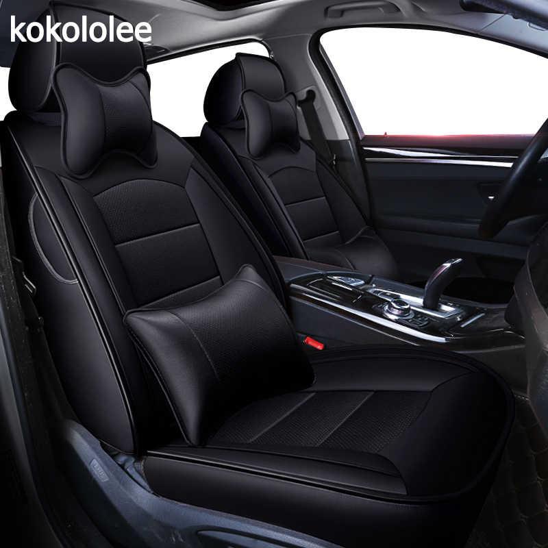Pleasant Odd Dream Auto Seat Cover Set Genuine Leather Car Seat Cover Creativecarmelina Interior Chair Design Creativecarmelinacom