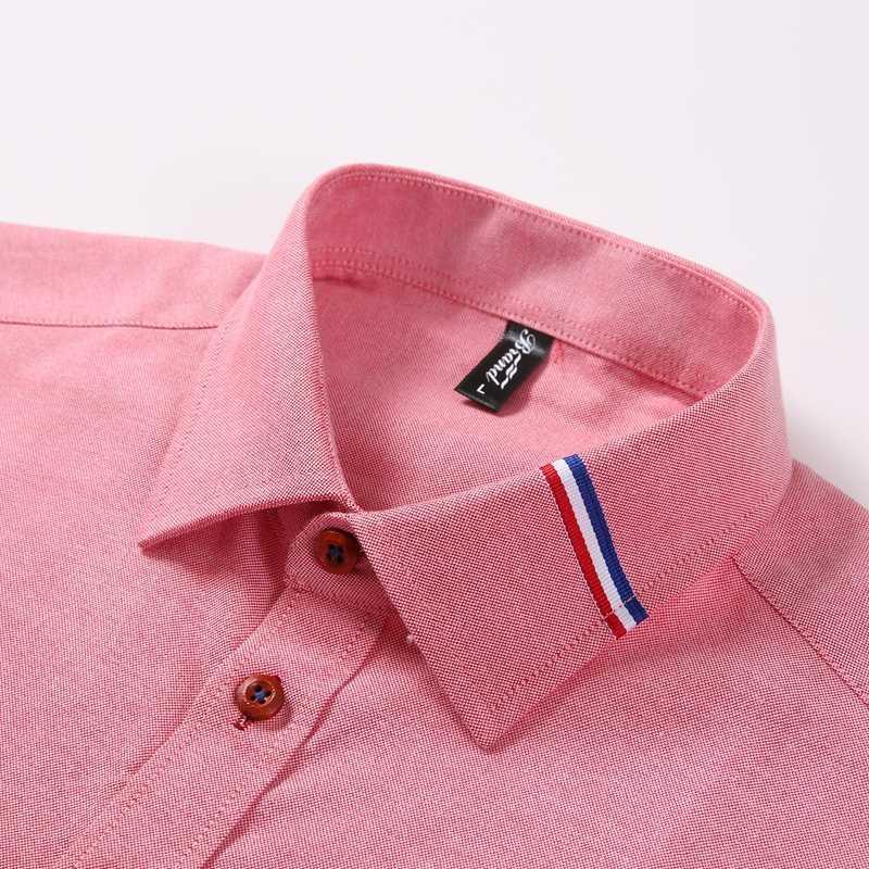 Sergio k Camisa Oxford Marke Kleidung männer Shirts Mit Langen Ärmeln Einfarbig Shirt Slim Fit Baumwolle Lässig Sozialen Shirt dudalina