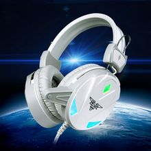 Stereo Earphone Gaming Headset V1 Earbuds Studio Headphone With Microphone Music Head Phones For Computer PC Games MP3 Player