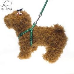 Поводок собаки жгут наборы для прогулки с собакой Training Отсоединяемый поводок прочный нейлоновый поводок для собаки поводок с функцией