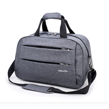 High Quality Nylon Casual Male Travel Bag Men's Shoulder Bag Travel Totes Large Capacity Unisex Fashion Duffle Bag Packing Cubes kujing fashion leather men bag high quality large capacity travel bag luxury canvas shoulder messenger bag hot male casual bag