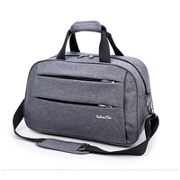 High Quality Nylon Casual Male Travel Bag Men's Shoulder Bag Travel Totes Large Capacity Unisex Fashion Duffle Bag Packing Cubes