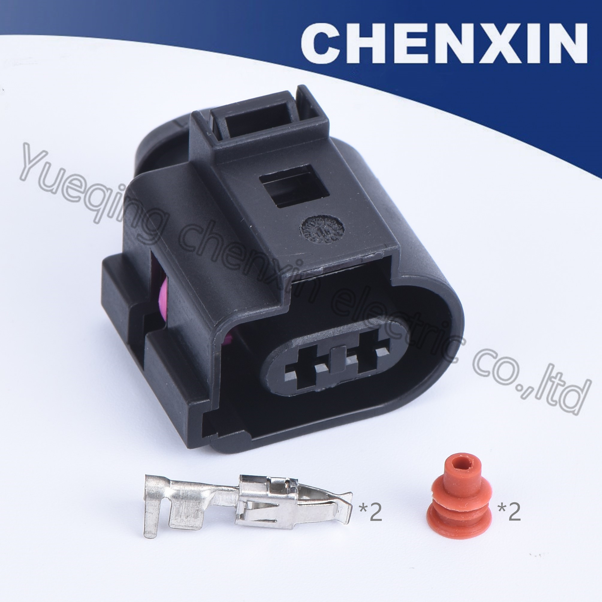 Black 5 Pins Automotive Waterproof Auto Connector Female15 Terminal Wiring Harness Terminals Dj621a 4 0a Product Images 2pins Car Connectorpink Cliplower Left Slotfemale