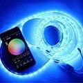 Интеллектуальная светодиодная лампа US/EU/UK/AU WIFI с 5 м 300 лампами 5050 типа водонепроницаемого клея семь цветных лампочек