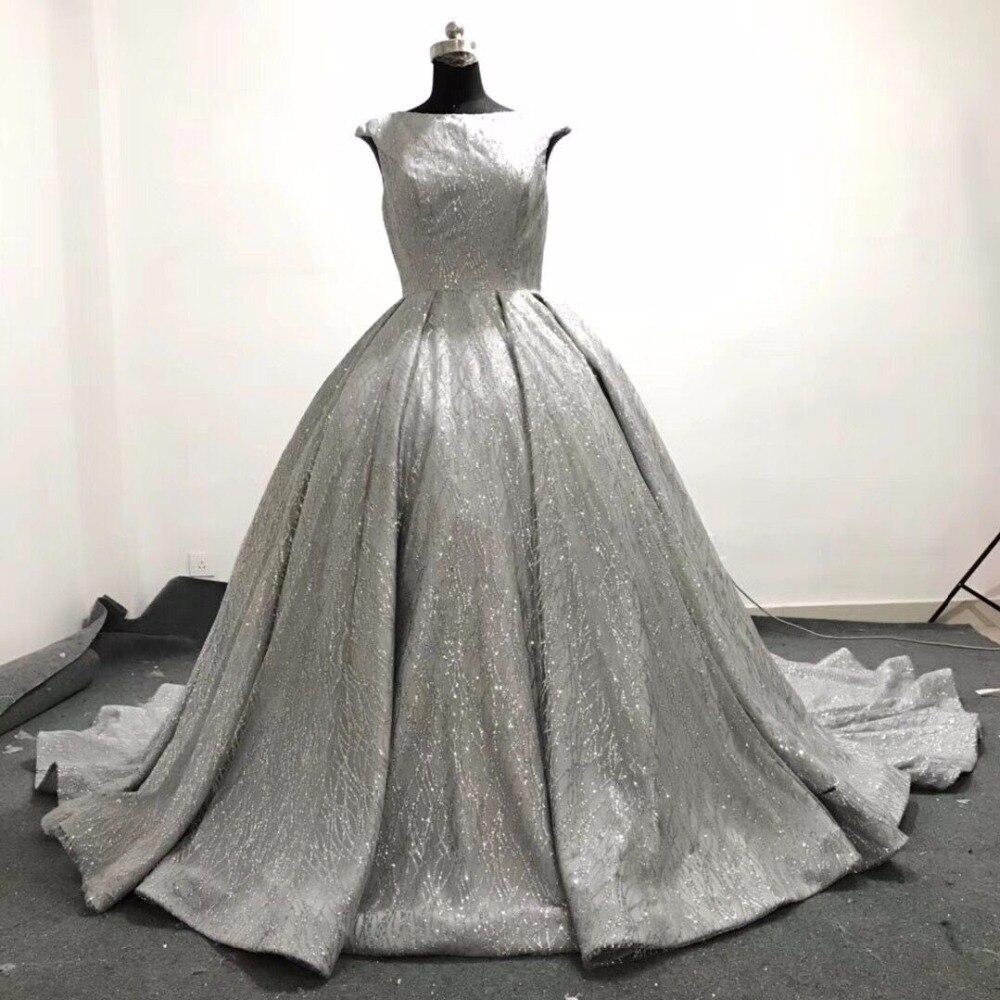 Fein Brautkleider Mit Silber Galerie - Brautkleider Ideen - cashingy ...
