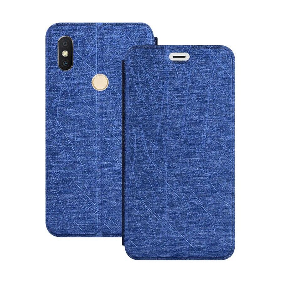 Fast Deliver Litchi Pu Flip Leather Back Cover Phone Case For Xiaomi Mi 8 Se A1 A2 Lite Redmi S2 Note 4x 5 6 Pro Plus Global Mix 2s Max 3 By Scientific Process