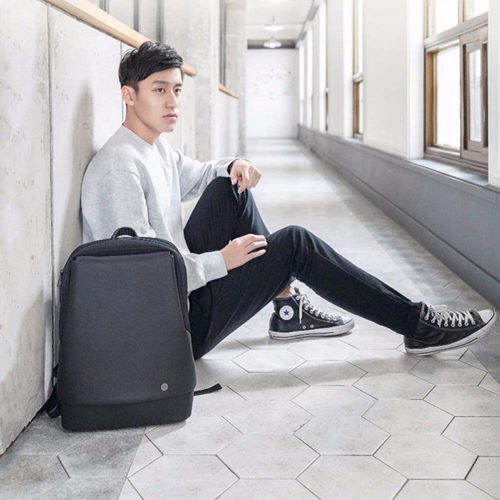 Neue 90Fun Stadt Business Rucksack Männer Reise Laptop Tasche Für 15,6 Zoll Minimalistischen Stil Studenten Hohe Kapazität Schul - 4