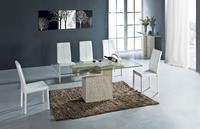 Smart обеденный стол Высокое качество Натуральный камень Мрамор обеденный Мебель прямоугольник здоровья Гостиная Таблица fruniture nb 170