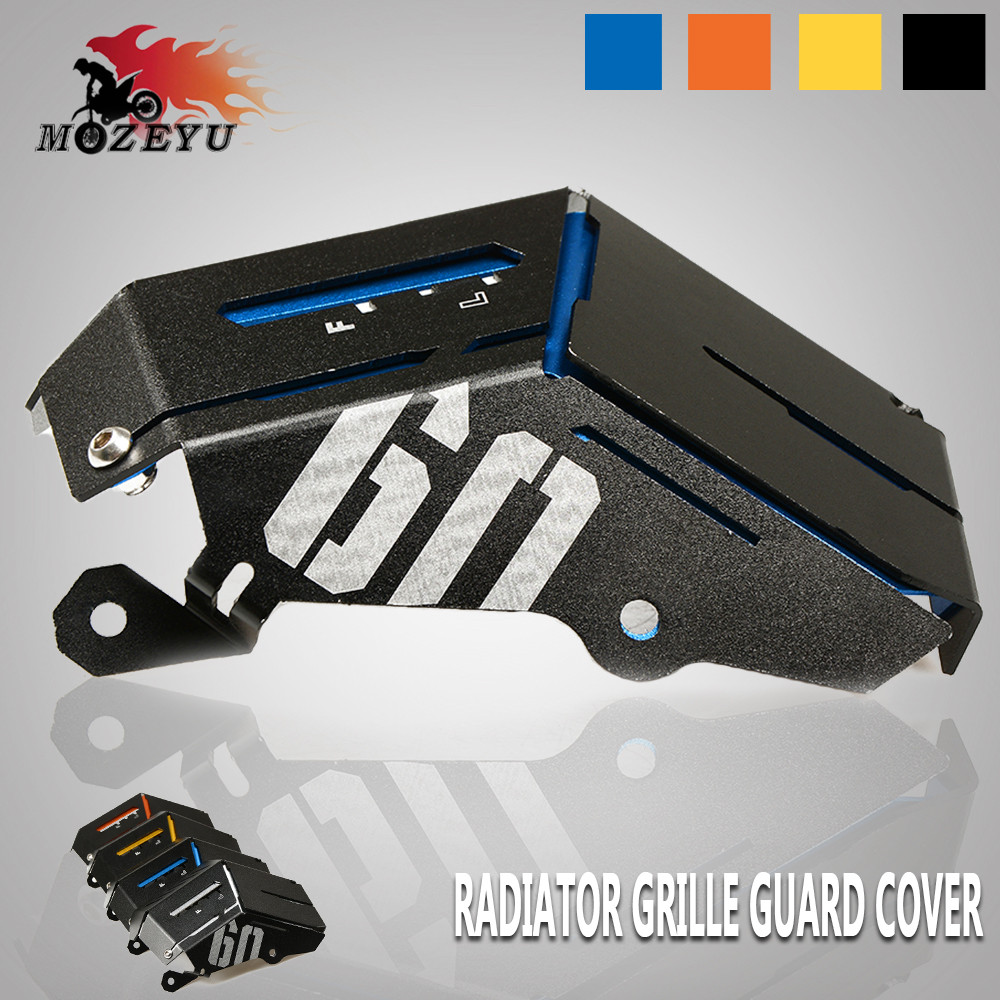 For Yamaha MT09 MT 09 FZ09 FZ 09 MT 09 2014 2016 Motorcycle Radiator protective cover Guards Radiator Grille Cover Protecter in Covers Ornamental Mouldings from Automobiles Motorcycles