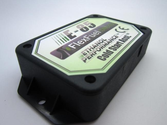 Kit de conversão e85 6cyl (caixa de plástico) -- Arranque A Frio Asst, flex fuel, kit etanol e85, preço superethanol DHL livre