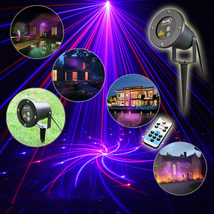 High quality lawn lamp Waterproof outdoor laser ground lamp Christmas lights garden lights garden landscape lamp high quality single color all over the sky star waterproof outdoor laser lawn lamp christmas landscape light quality guarantee
