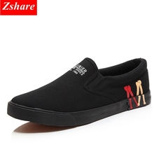 2019 New Men Casual Shoes Black White Solid Canvas Shoes Man Loafers Summer Breathable Fashion Sneakers Men Slip-On Shoes Flats men flats shoes casual summer autumn espadrilles slip on canvas shoes men boat shoes breathable white black walking shoes 6h85