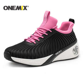 Onemix new height increasing shoes women running shoes sport sneakers for women outdoor walking shoes light jogging sneakers - DISCOUNT ITEM  46% OFF Sports & Entertainment