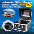 "Free shipping!Eyoyo 7"" TFT HD Monitor Fish Fishing Finder Underwater Video Camera 20m Cable"