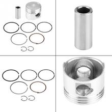 Motorcycle Piston Rings Kit Assembly for GY6 50CC