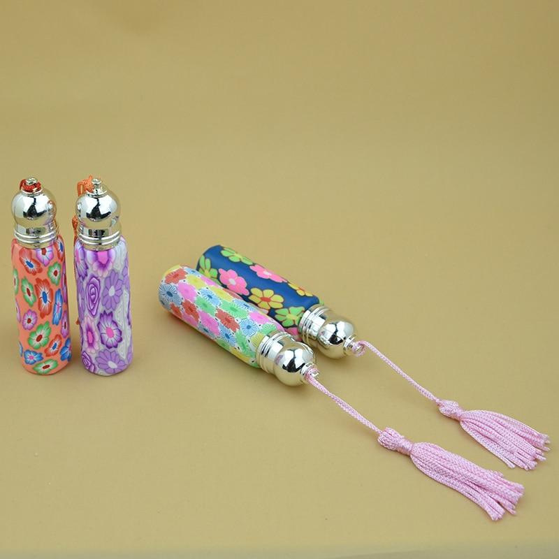 10 ml staklena rola na bocama za prodaju, bočice parfema od fimske - Alat za njegu kože - Foto 3