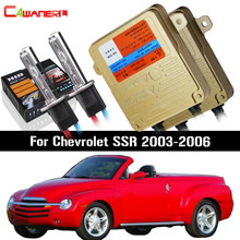 buy chevrolet ssr and get free shipping on aliexpress comcawanerl 55w error free hid xenon kit ac car headlight low beam (1 pair ballast