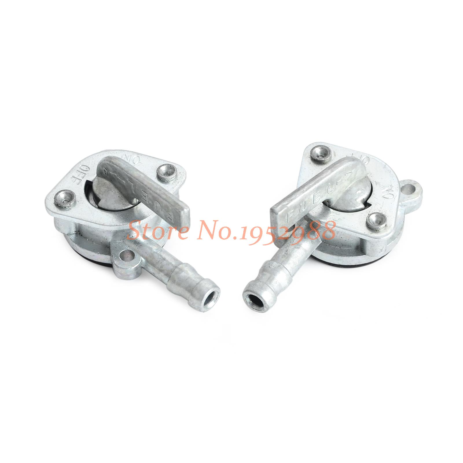 motocycle on off gas switch fuel valve petcock for honda. Black Bedroom Furniture Sets. Home Design Ideas