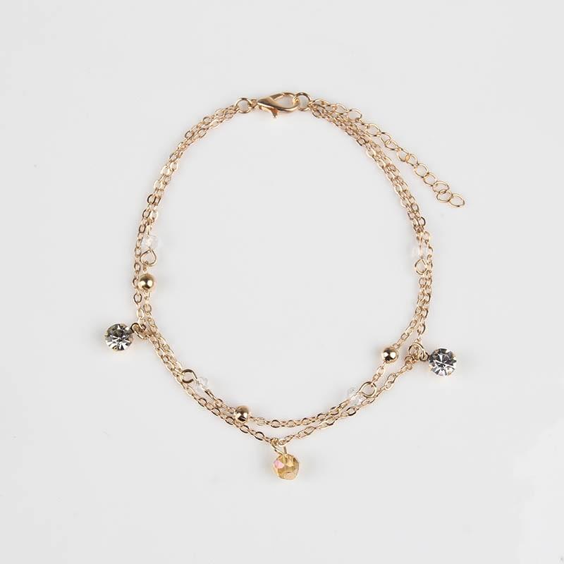 Danity Ankle Bracelets For Leg Foot Bracelet Pulseras Tobilleras Star  Anklets For Women Gold Anklets Bracelet Cheville BijouxUSD 1.81 piece bd04e92eb16e