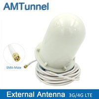 3G 4G antenna GSM external antenna 4G LTE antenna LTE1800MHz Omni outdoor antenna with SMA male/ N male and 5 meter cable