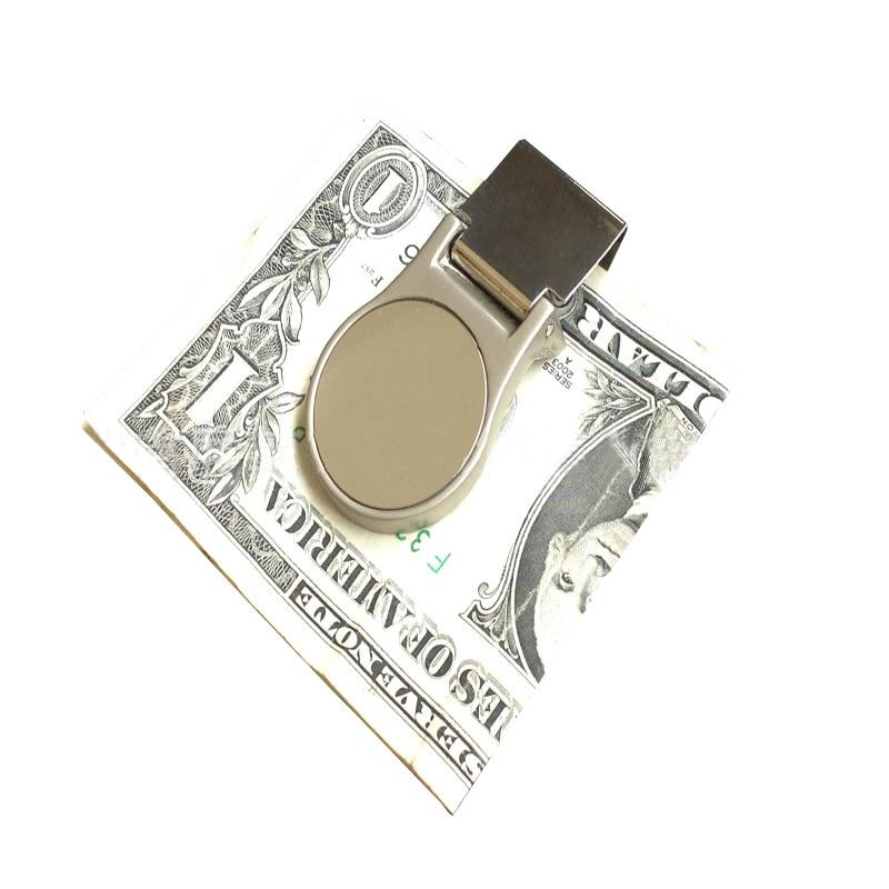 Slim Money Wallet Clip Credit Business Card Holde F BS88