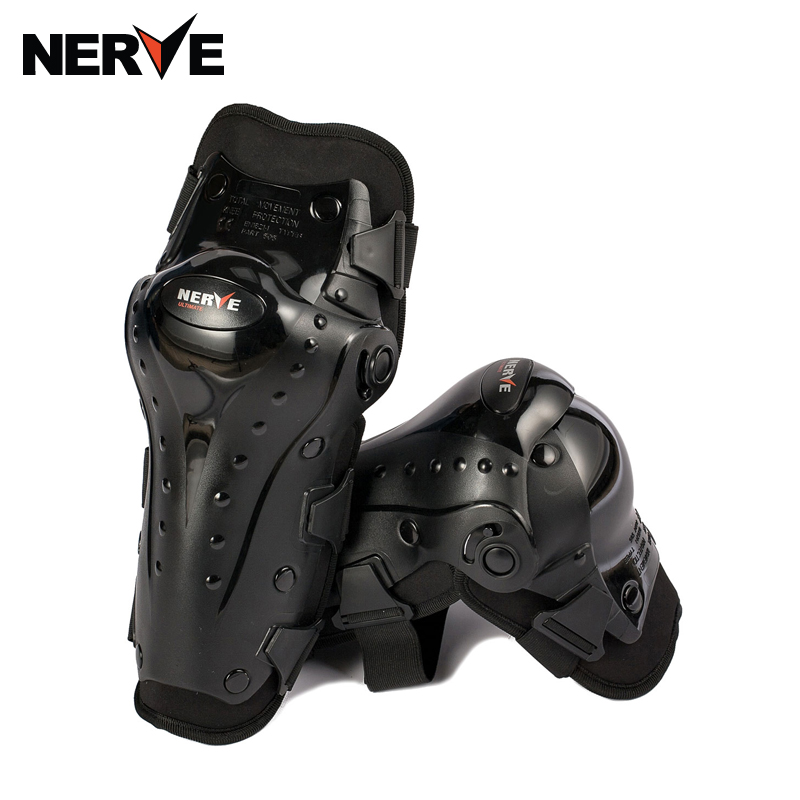 Motocross Protection Gear Knee Pads Motorcycle Extreme Sports Equipamento Leg Brace Protector Guard Moto Slider Kneepad Elbow
