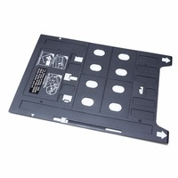 PVC Card Tray for EPSON 1400 1410 1430 1430W 1500W R800 Stylus Photo R2880 R2400 SureColor P400 A3 Inkjet PVC ID Card Tray