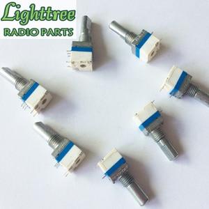 Image 2 - 10X Volumen Schalter Für Kenwood TK2000 TK3000 Insgesamt Neue