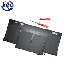 "JIGU New Laptop Battery For Apple MacBook Air 13"" A1466 A1369 A1405 A1496 A1377 Battery With Screwdrivers(China)"
