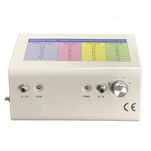 Image 4 - 12 12v ポータブルクリニックデスクトップ歯科オゾン治療発生器機器 10 104 ug/ミリリットルに調整可能