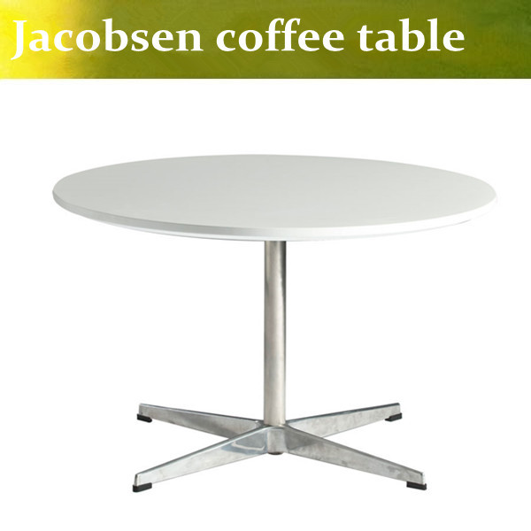 U-BEST High quality modern classic Arne Jacobsen Coffee Table,wood coffee table
