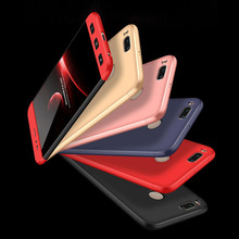 MUXMA Coque For Xiomi Xiaomi Mi A1 Tough Armor Case Full Protection Cover Ultra Thin 3 in 1 Hybrid Phone Cases For Xiaomi Mi 5X(China)