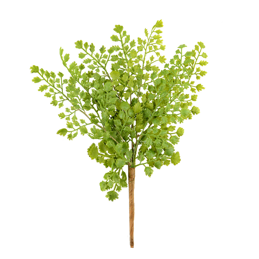 new hight quality lovely gingko biloba fake artificial plant floral leave foliage party office decoration cheap office plants