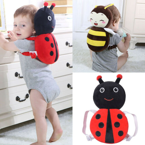 Infant Baby Girls Boys Animal Shape Head Protection Edge Corner Guards Pad Toddler Anti-fall Headrest Pillow For Kids