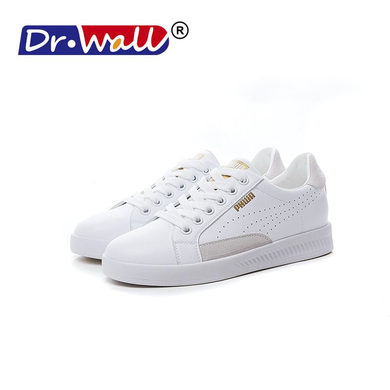 Small White Shoes Female Autumn Summer 2018 Wild Korean Flat-Bottom Women'S Shoes Casual Students Breathable White Shoes Tide стоимость