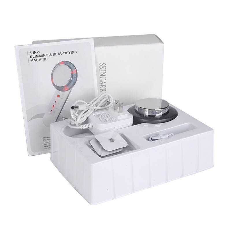Image 5 - Ultrasound Cavitation EMS Body Slimming Massager Weight Loss Anti Cellulite Fat Burner Galvanic Infrared Ultrasonic Wave TherapyFace Skin Care Machine   -