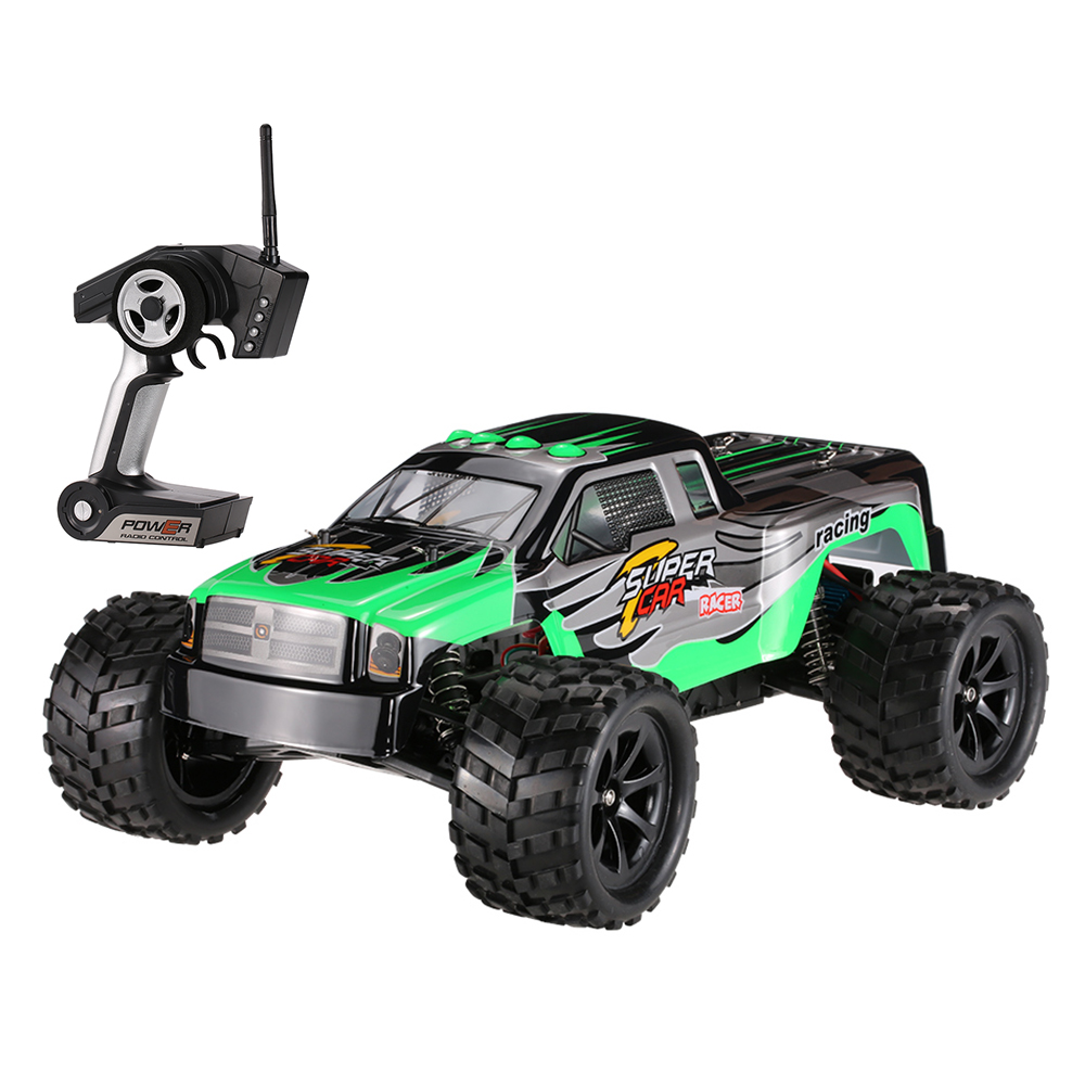 RC Car L969 2.4G 1:12 Scale RC Buggy Truck 2WD 2CH 40KM/H Cross Country Racing Cars High Speed Radio Control RTR lc racing high quality 1 14 series car accessories l6062 desert truck anti roll frame group cross country racing speed card