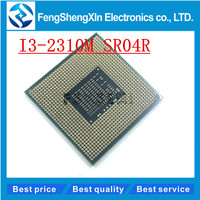 I3 2310M CPU SR04R 3M Cache 2 10 GHz Laptop I3 2310M PPGA988 Support PM65 HM65