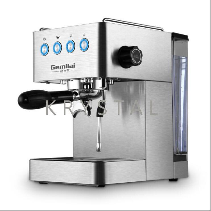CRM3005E Semi Automatic Coffee Maker Espresso Machine with Froth Milk 1450W Pump Press Italian Coffee Maker