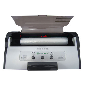 Best Vacuum Sealer Machine Automatic Electric Inflatable Commercial Household Food Vaccum Packing Sealing Kitchen Appliance 4
