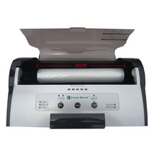 Commercial Best Vacuum Food Sealer Machine Continuous Inflatable Automatic Electric Food Packing Vacuum Sealer
