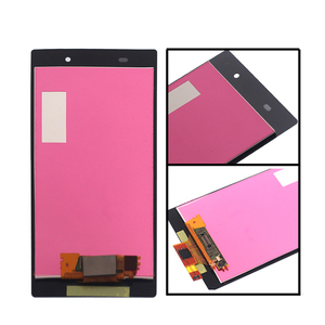 Image 3 - For Sony Xperia Z1 L39H LCD Display Digitizer Glass Panel Assembly For Sony Xperia Z1 L39H C6902 C6903 C6906 Display Screen tool